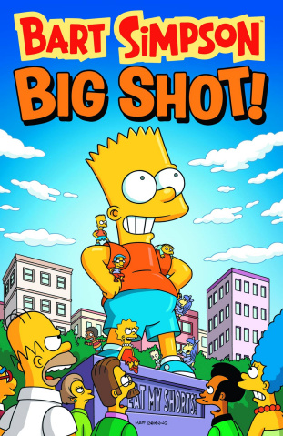 Bart Simpson: Big Shot!