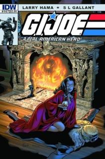 G.I. Joe: A Real American Hero #167