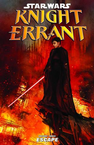 Star Wars: Knight Errant Vol. 3: Escape