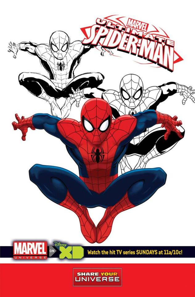 Marvel Universe: Ultimate Spider-Man #26