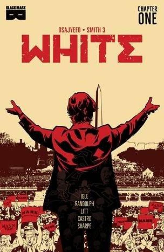 White #1 (2nd Printing)