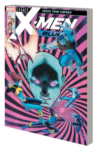 X-Men: Blue Vol. 3: Cross Time Capers