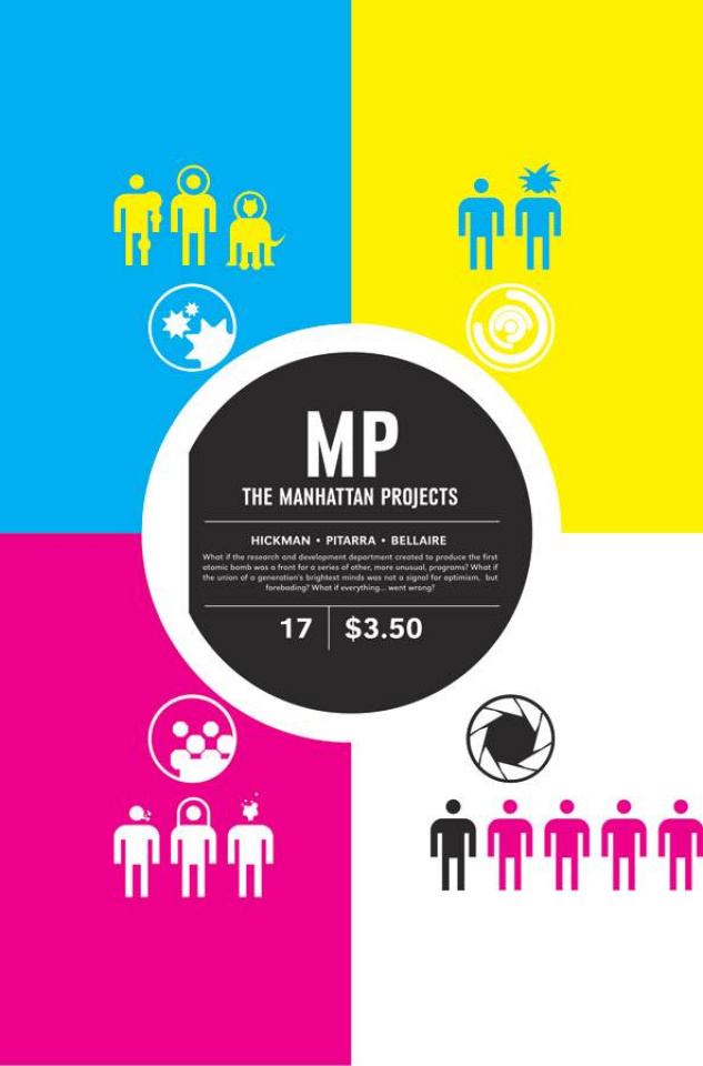 The Manhattan Projects #17