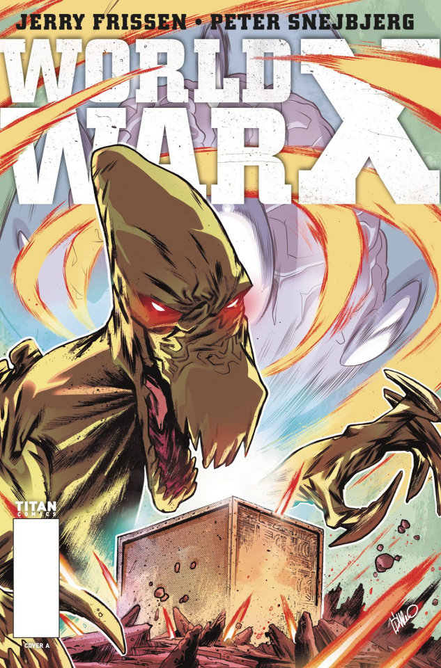 World War X #6 (Di Meo Cover)