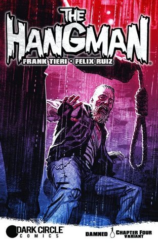 The Hangman #4 (Greg Smallwood Cover)