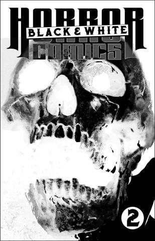 Horror Comics: Black & White #2