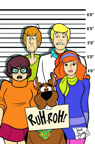 Scooby-Doo! Where Are You? #64