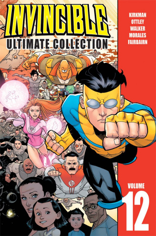 Invincible Vol. 12 (Ultimate Collection)