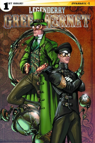 Legenderry: Green Hornet #1