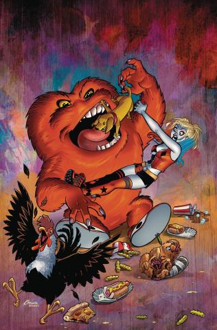 Harley Quinn / Gossamer Special #1