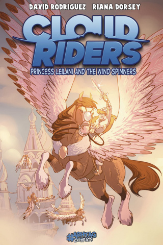 Cloud Riders: Princess Leilani and The Wind Spinners