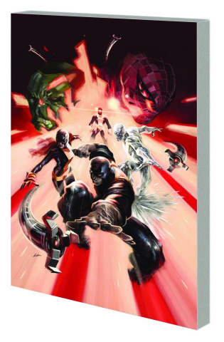 All-New X-Men/Indestructible Hulk/Superior Spider-Man: Arms of the Octopus