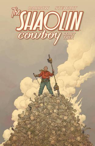 The Shaolin Cowboy: Start Trek