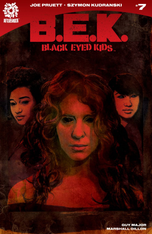 Black Eyed Kids #7 (Free 10 Copy Gaydos Cover)