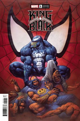 King in Black #1 (Horley Hidden Gem Cover)