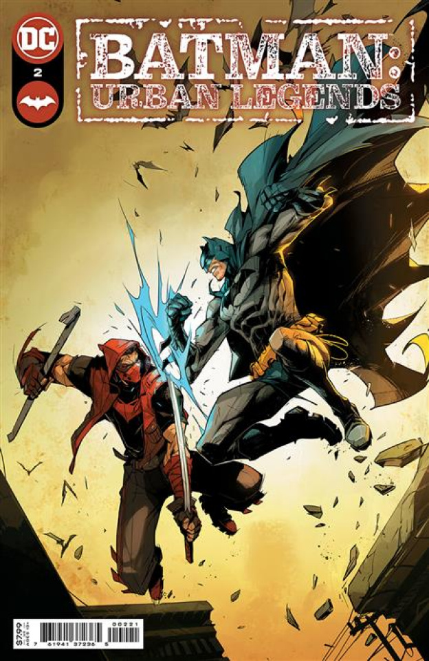 Batman: Urban Legends #2 (Hicham Habchi Cover)