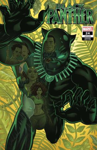 Black Panther #24 (Quinones Cover)