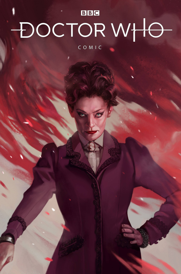 Doctor Who: Missy #1 (Caranfa Cover)
