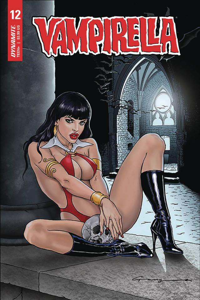 Vampirella #12 (Canga Cover)