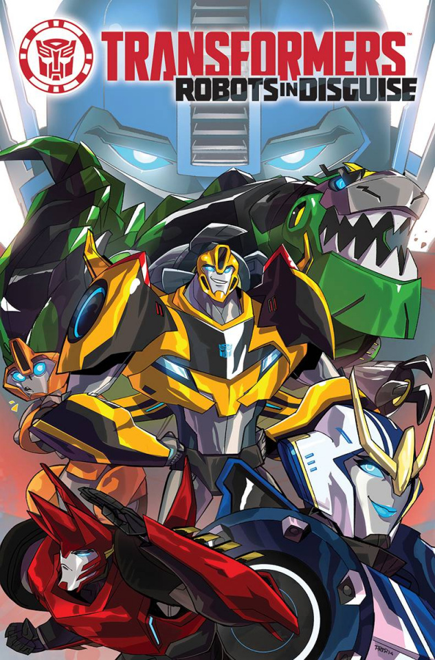 The Transformers: Robots in Disguise Animated