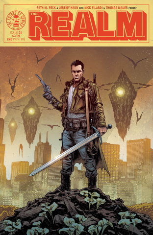 The Realm #1 (2nd Printing)