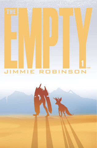 The Empty #1 (2nd Printing)