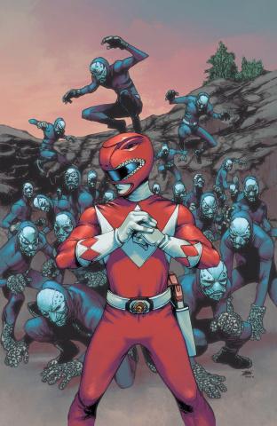 Mighty Morphin' Power Rangers #6 (50 Copy Miyazawa Cover)