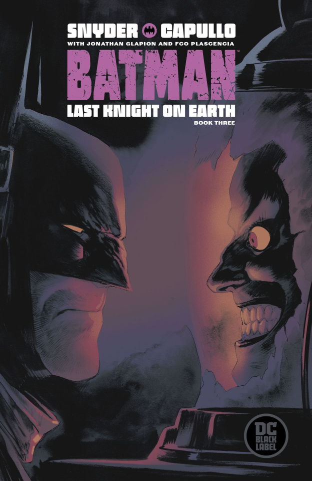 Batman: Last Knight On Earth #3 (Variant Cover)