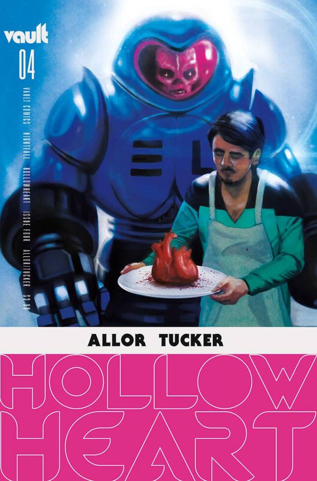 Hollow Heart #4 (Tucker Cover)