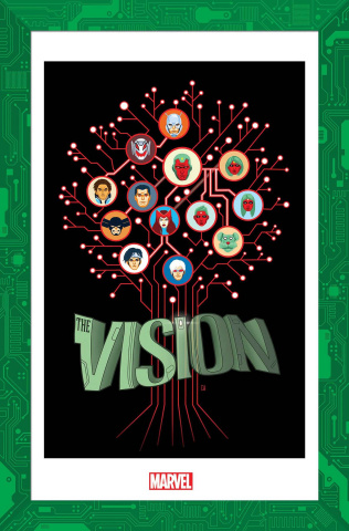 The Vision #5 (Director's Cut)