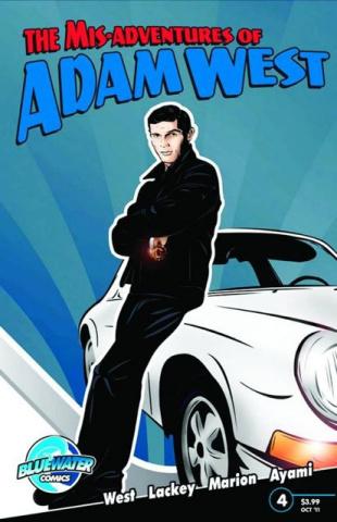 The Mis-Adventures of Adam West #4