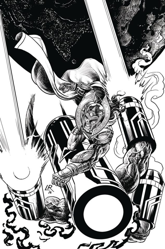 Avatarex #2 (Rare Ross Sketch Cover)