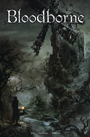 Bloodborne #2 (Game Cover)