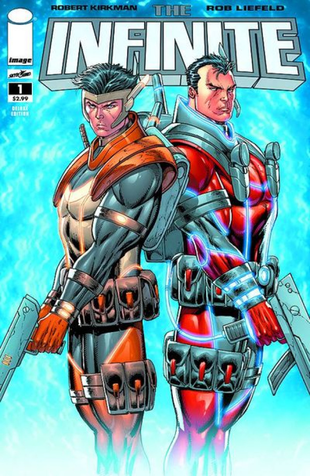 The Infinite #1 (Deluxe Edition)