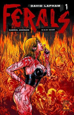 Ferals #1 (Calgary Cover)