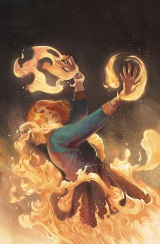 The Magicians #2 (Khalidah Cover)