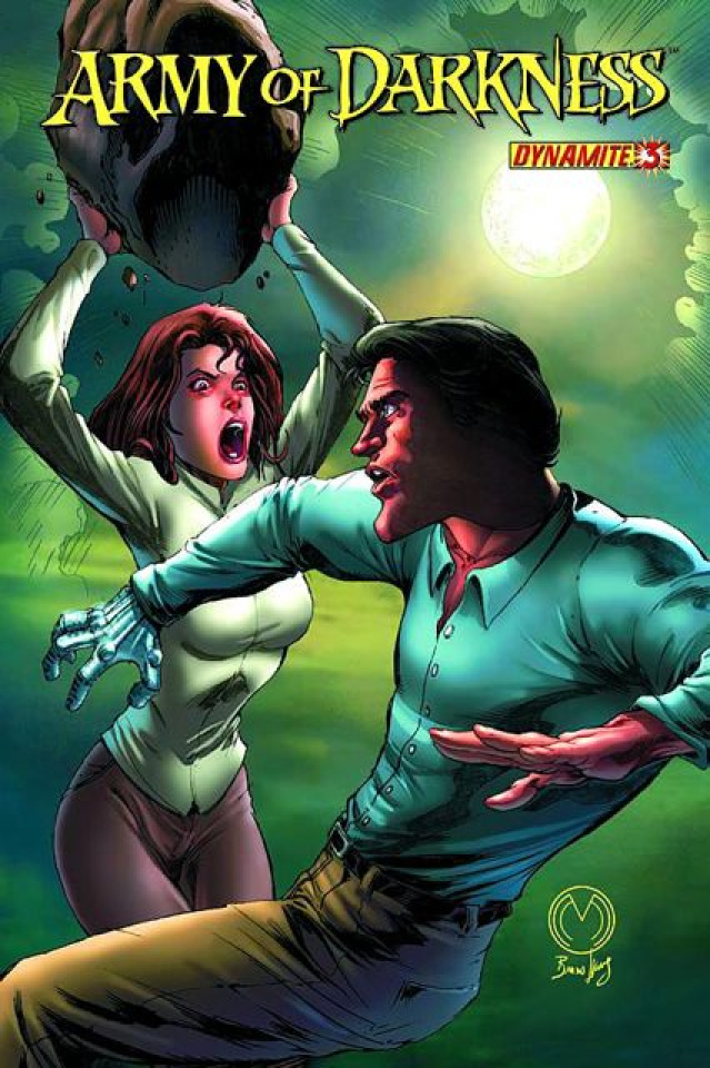 Army of Darkness #3