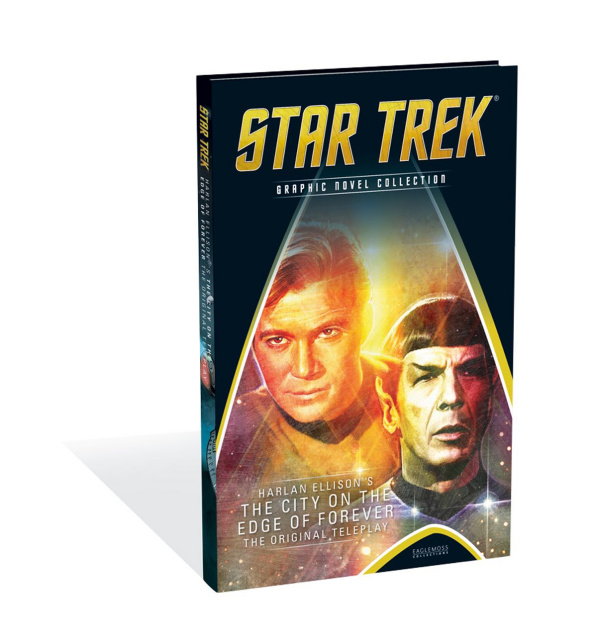 Star Trek: Graphic Novel Collection #2: The City on the Edge of Forever