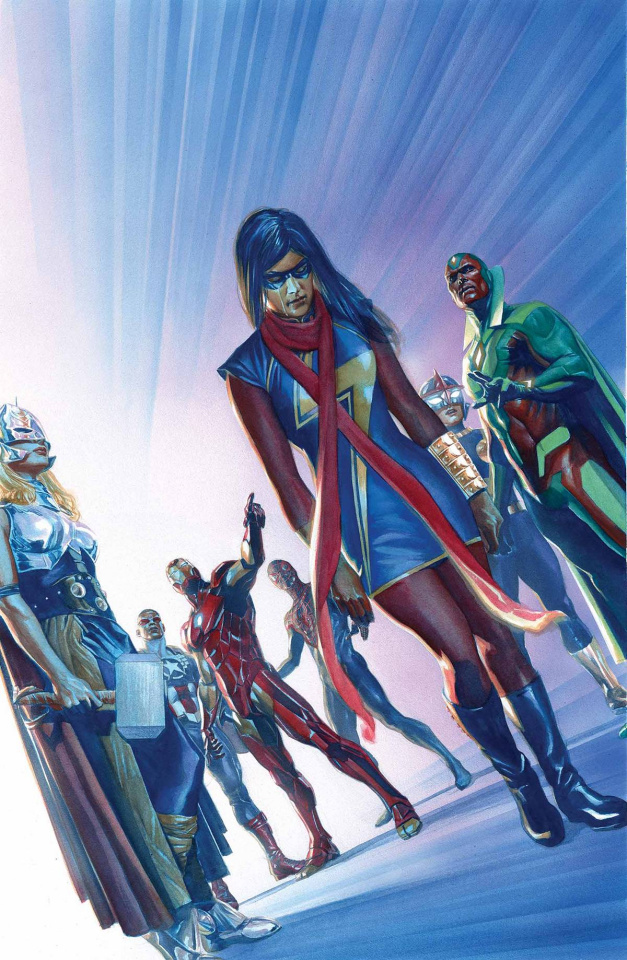 All-New All-Different Avengers #5
