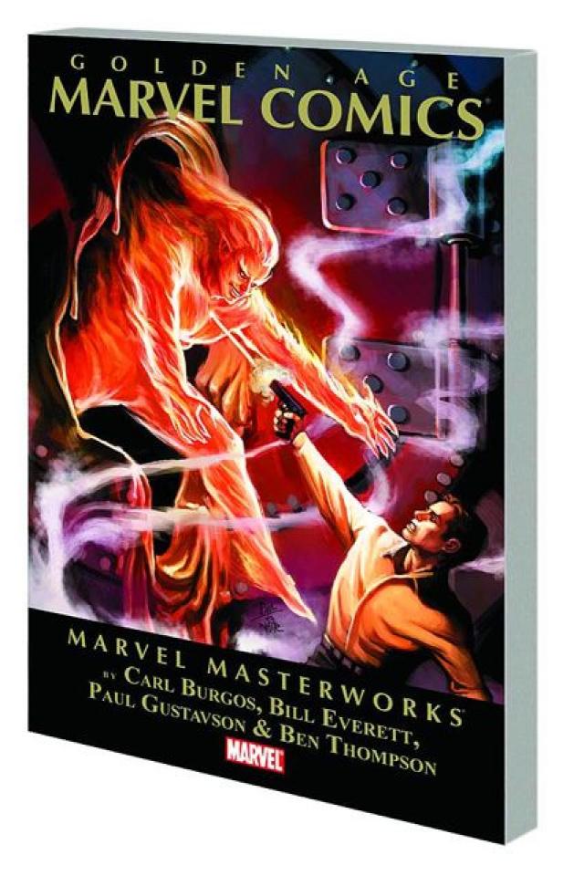 Golden Age Marvel Comics (Marvel Masterworks)