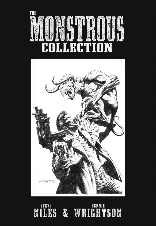 The Monstrous Collection: Steve Niles & Bernie Wrightson