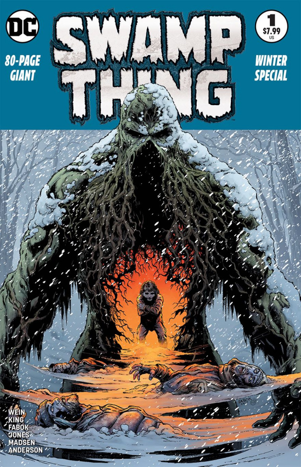Swamp Thing Winter Special #1 (2nd Printing)
