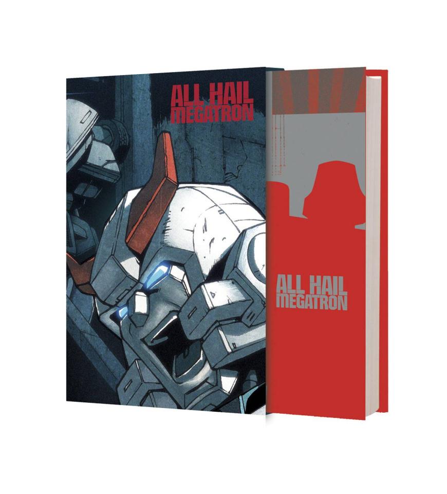 The Transformers: All Hail Megatron!