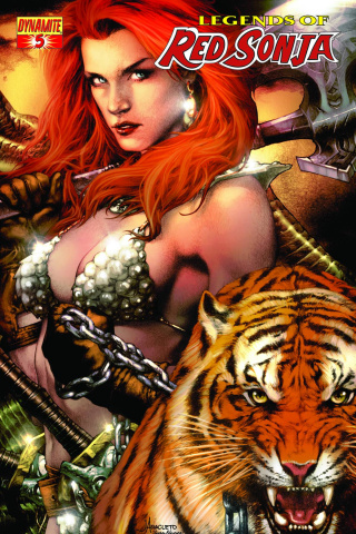 Legends of Red Sonja #5