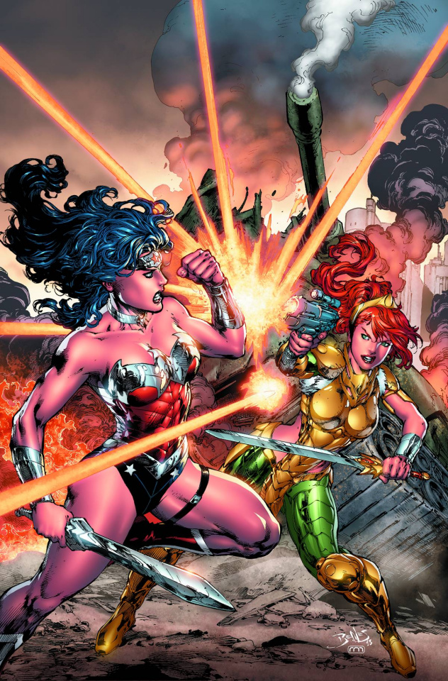 DC Universe vs. Masters of the Universe #3