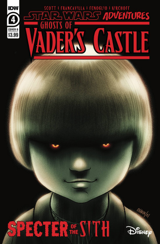 Star Wars Adventures: Ghosts of Vader's Castle #4 (Charm Cover)
