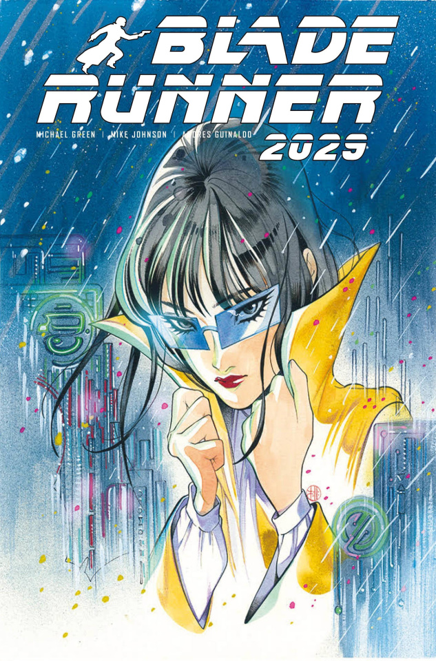Blade Runner 2029 #1-4 (Peach Momoko Pack)