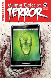 Grimm Fairy Tales: Grimm Tales of Terror #12 (Eric J Cover)