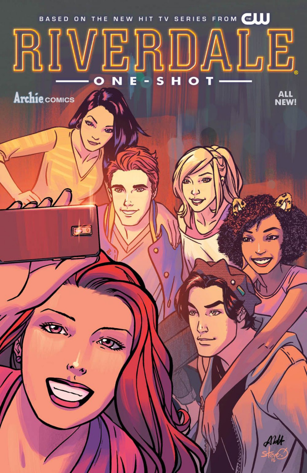 Riverdale #1 (Alitha Martinez Cover)