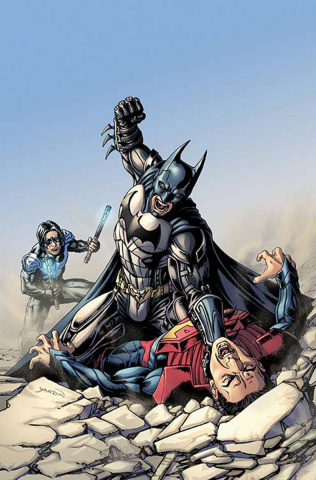 Injustice: Gods Among Us, Year Five #13